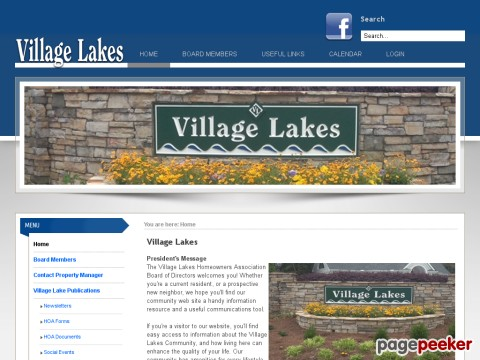 villagelakes.org